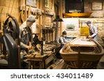 istanbul  turkey   5  june  ... | Shutterstock . vector #434011489