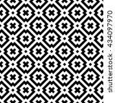 seamless geometric pattern | Shutterstock . vector #434097970