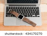 business personnel essential... | Shutterstock . vector #434170270