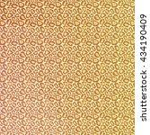 leopard skin texture for... | Shutterstock . vector #434190409