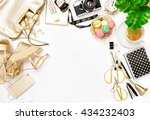 Fashion Flat Lay For Bloggers...