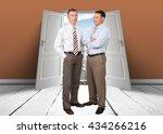 business. | Shutterstock . vector #434266216