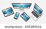 web design 1 vkr | Shutterstock .eps vector #434284516