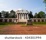 august 21  2010  university of... | Shutterstock . vector #434301994