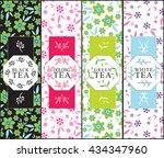 set of vector design elements...   Shutterstock .eps vector #434347960