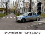 moscow  russia   october 24... | Shutterstock . vector #434532649