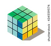 The Infographic Isometric Cube...