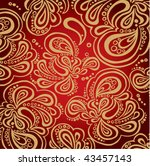 abstract background | Shutterstock .eps vector #43457143