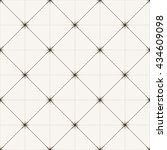 seamless tile pattern. modern... | Shutterstock . vector #434609098