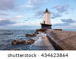The Ludington North Breakwater...