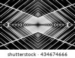 metal structure similar to... | Shutterstock . vector #434674666