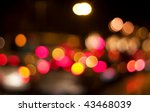 street lights | Shutterstock . vector #43468039