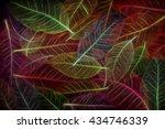 digital art textures... | Shutterstock . vector #434746339