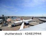 amsterdam the netherlands   ... | Shutterstock . vector #434819944