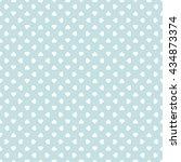 hearts background. | Shutterstock .eps vector #434873374