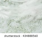 abstract glitter sparkle and... | Shutterstock . vector #434888560