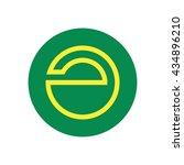 lock logo | Shutterstock .eps vector #434896210