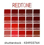 Redtone Color Tone With Name...