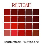 Redtone Color Tone Without Nam...