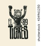 """design t shirt """"tigers 89"""" with ... 