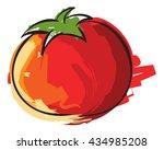 tomato | Shutterstock .eps vector #434985208