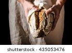 Homemade Bread Rustic Sourdoug...