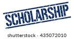 scholarship stamp.stamp.sign...   Shutterstock .eps vector #435072010