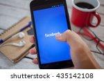 bangkok  thailand   june 11... | Shutterstock . vector #435142108