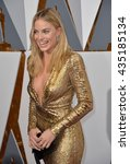 Small photo of LOS ANGELES, CA - FEBRUARY 28, 2016: Margot Robbie at the 88th Academy Awards at the Dolby Theatre, Hollywood.
