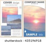 corporate design   report  ...   Shutterstock .eps vector #435196918