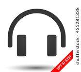 headphones icon. headphones...
