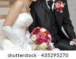 bridal image  splendid and... | Shutterstock . vector #435295270