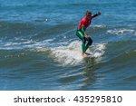 gaia  portugal   june 11  2016  ... | Shutterstock . vector #435295810
