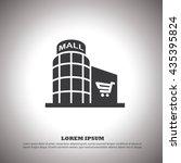Shopping Mall Icon .vector.
