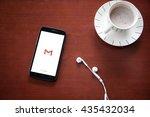 bangkok  thailand   june 11...   Shutterstock . vector #435432034
