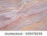sandstone texture background ... | Shutterstock . vector #435478198