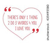 Funny Love Quote. There's Only...