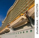 Small photo of Barselona, Spaine - September, 6 2015: Royal Caribbean International, Allure of the Seas