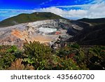 The Crater And The Lake Of The...