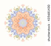 Mandala Flower Decorative Card...
