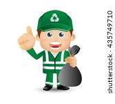 people set   profession  ...   Shutterstock .eps vector #435749710