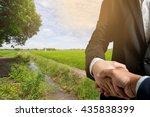business concept.business... | Shutterstock . vector #435838399