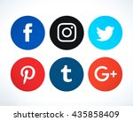 bangkok  thailand   may 15  ... | Shutterstock . vector #435858409