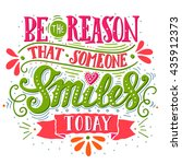 Be The Reason That Someone...
