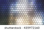 abstract multicolored football... | Shutterstock . vector #435972160