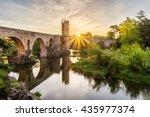 Sunrise At The Medieval Bridge...