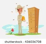 beekeeper. bee uly. apiary. bee ...