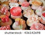 Set Of Various Flower Fondant...