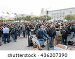 san francisco   jun 13th  2016  ... | Shutterstock . vector #436207390