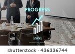 Small photo of Progress Advance Growth Improvement Better Concept
